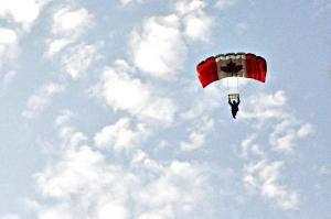 Canada Parachute edit